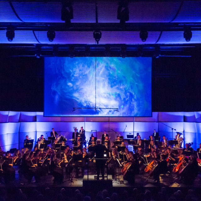 25 year anniversary. North Iceland Symphony Orchestra. Opening of SinfoniaNord.